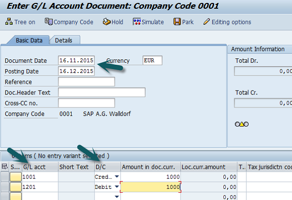 SAP FICO Overview